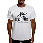 DOG LOVER Light T-Shirt