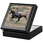 Galloping Horse Keepsake Box