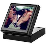 3 Horses Keepsake Box