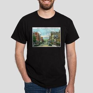 Casper WY Dark T-Shirt