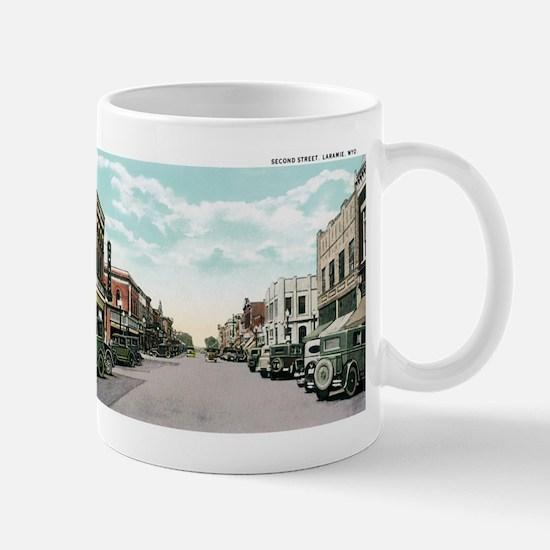 Laramie WY Mug