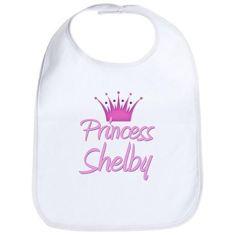 Princess Shelby Bib