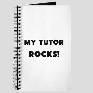 MY Tutor ROCKS! Journal