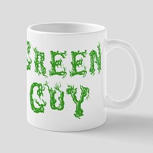 Green Guy Mug