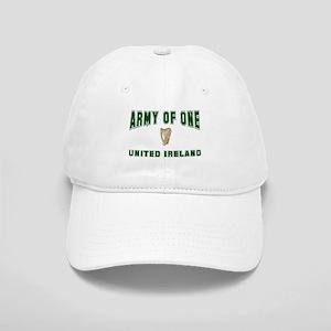 """Army of One- United Ireland"" Cap"