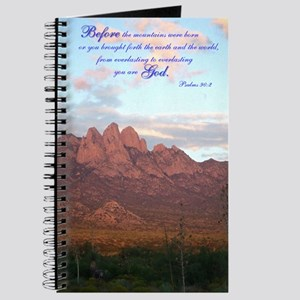 Mountain w Verse Journal