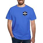 Medic EMS Star Of Life Dark T-Shirt