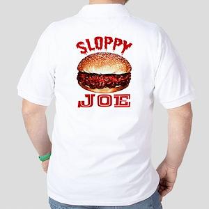 Painted Sloppy Joe Golf Shirt
