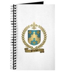 PELLETIER Family Crest Journal