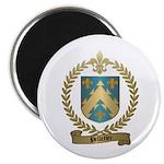 PELLETIER Family Crest Magnet