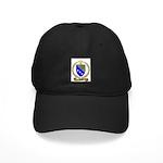 PEPIN Family Crest Black Cap
