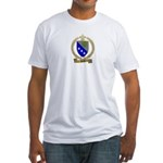 PEPIN Family Crest Fitted T-Shirt