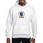PEPIN Family Crest Hooded Sweatshirt