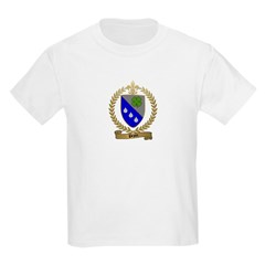 PEPIN Family Crest Kids T-Shirt