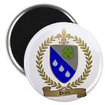 PEPIN Family Crest Magnet