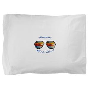 Rhode Island - Weekapaug Pillow Sham