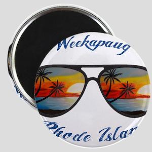 Rhode Island - Weekapaug Magnets