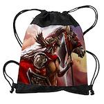 Ancient Centurion Drawstring Bag