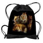 Wild Predators Drawstring Bag