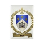 PICHE Family Crest Rectangle Magnet (100 pack)