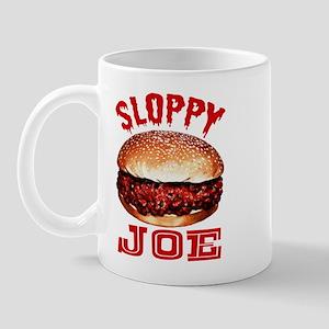 Painted Sloppy Joe Mug