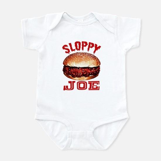 Painted Sloppy Joe Infant Bodysuit