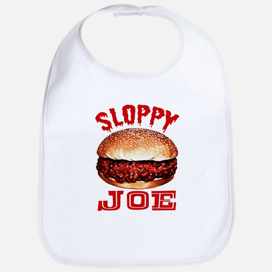Painted Sloppy Joe Bib