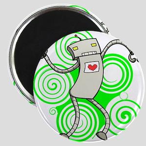 Do The Robot magnet