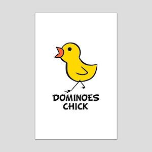 Chick Mini Poster Print