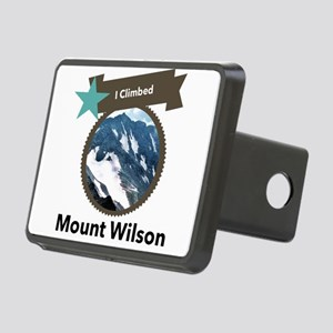 Mount Wilson Rectangular Hitch Cover