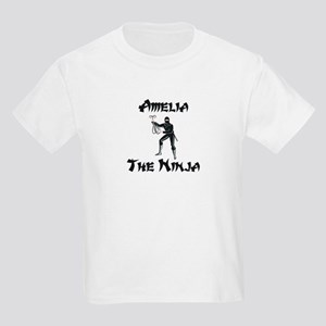 Amelia - The Ninja Kids Light T-Shirt