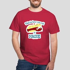 Lobster Roll! Dark T-Shirt