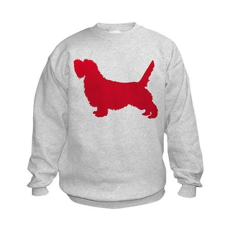 Petit Basset Griffon Vendeen Kids Sweatshirt
