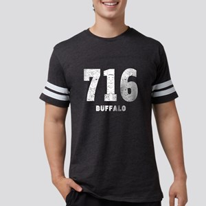 716 Buffalo Distressed T-Shirt