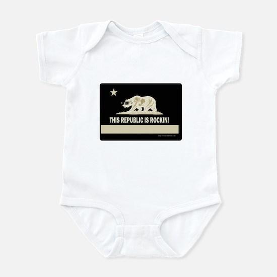 Rockin Cali Style Infant Bodysuit