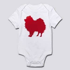 Pomeranian Infant Bodysuit