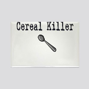 Buy Cereal Killer Funny shirt Rectangle Magnet