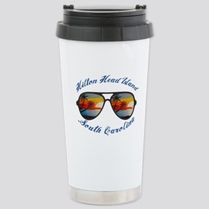 South Carolina - Hilton Stainless Steel Travel Mug