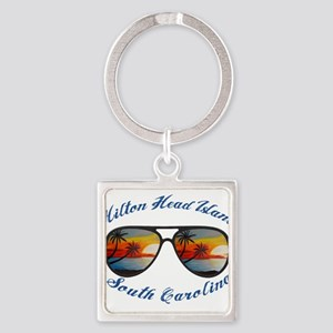 South Carolina - Hilton Head Island Keychains