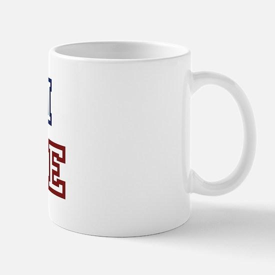 TEAM WHITE Mug