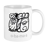 obamaglyph Mugs