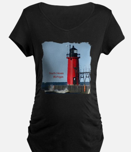 South Haven Lighthouse T-Shirt