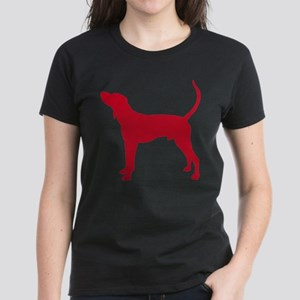 Treeing Walker Coonhound Women's Dark T-Shirt