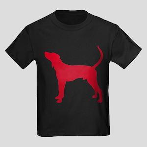 Treeing Walker Coonhound Kids Dark T-Shirt