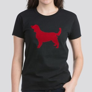 Welsh Springer Spaniel Women's Dark T-Shirt