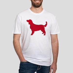 Welsh Springer Spaniel Fitted T-Shirt