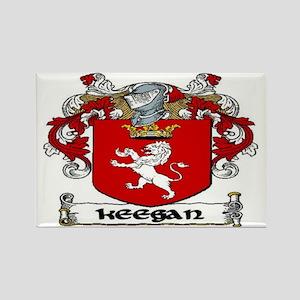 Keegan Coat of Arms Magnets (10 pack)