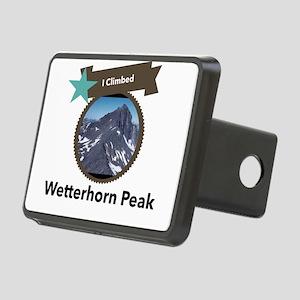 Wetterhorn Peak Rectangular Hitch Cover