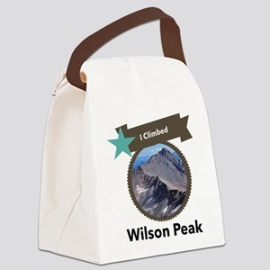 Wilson Peak Canvas Lunch Bag