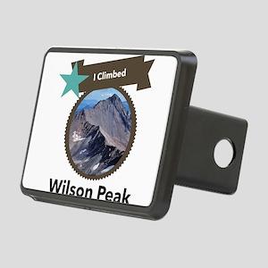 Wilson Peak Rectangular Hitch Cover